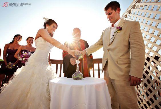Jennifer Childress Photography | Key West | Ocean Key Resort & Spa | Destination Wedding | Bride & Groom | Sand Ceremony www.jennchildress.com