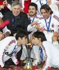Milan Campione Del Mondo per Club 2007