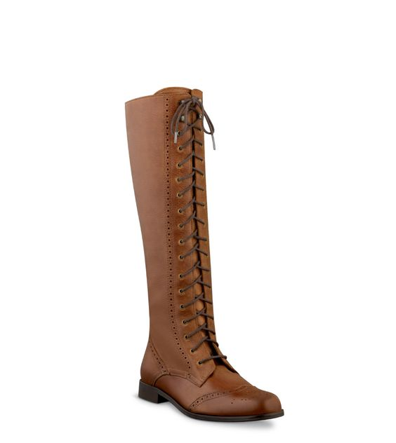 These are Duo boots again.  I like the lace up look.  These give a nod to Victorian style without looking like you're going to a costume party.
