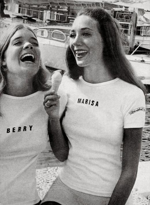 Marisa Berenson | Sisters, Berries and Design