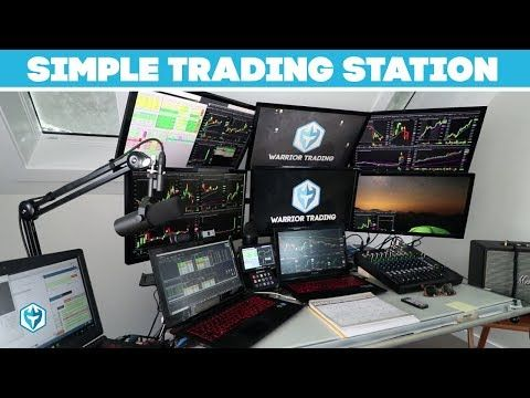 How To Set Up A Simple Day Trading Station For Penny Stocks Or