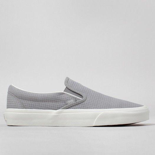vans classic slip-on sneaker wild dove suede