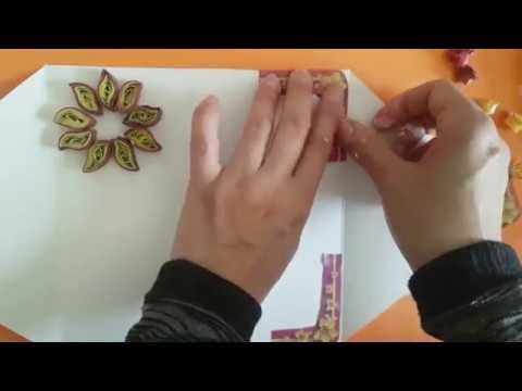 Happykarwachauth Diy Diwali Greeting Card Easy Card Making Idea Handmade Easy Diwali Greeting Cards Diy Simple Cards Diwali Greeting Cards