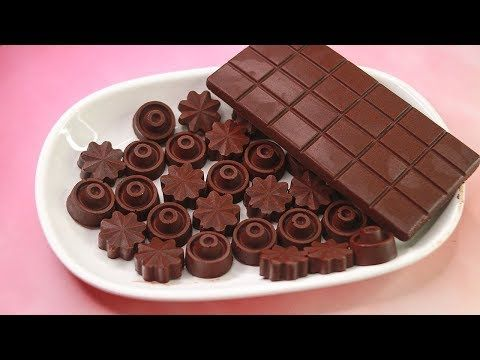 4 Ingredients Homemade Chocolate Recipe How To Make Chocolate At Home Yummy Youtube Chocolate Recipes Homemade Chocolate Recipes Chocolate Bar Recipe