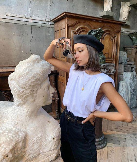 "Frankie no Instagram: ""Pretty little things @thelittlemodel_ in our Eva #muscletee #backinstock #frankiegirl #thefrankieshop"""
