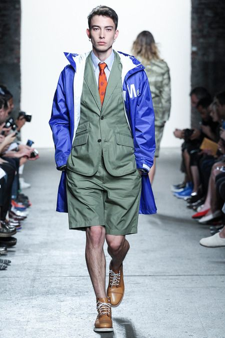 За идеальный look, который просто создан для дождливой погоды.     Mark McNairy New Amsterdam Spring 2014 Ready-to-Wear Collection Slideshow on Style.com