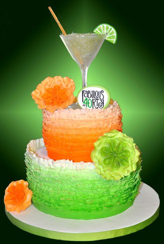 Isomalt, Fiestas and Margarita cake on Pinterest