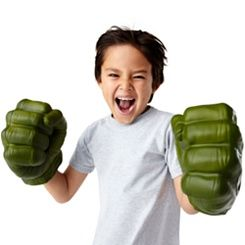 The Avengers Incredible Hulk Gamma Green Smash Fists by Hasbro, have to get these