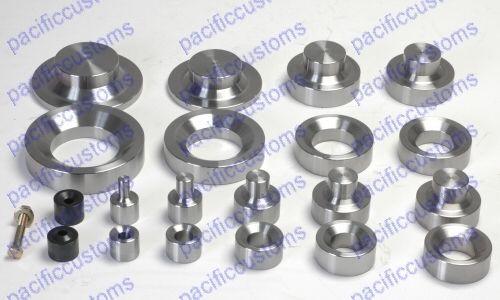 Dimple Die Tool Set 50 75 1 00 1 25 1 50 1 75 2 00 2 50 3 0 Kit Dimples Sheet Metal 10 Things