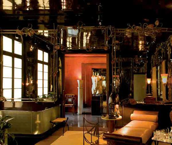 Superb THE YVES SAINT LAURENT   PIERRE BERGE COLLECTION | Apartments, Interiors  And Furniture Collection