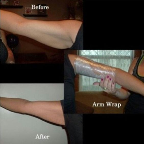Get those arms firmed up with those CRAZY WRAPS so you look fabulous in your gorgeous gown! Get a box of 4 for $99 reg retail or save 40% as a loyal customer at only $59 for a box of 4! 731-607-6070 amazingslimmingwraps.com