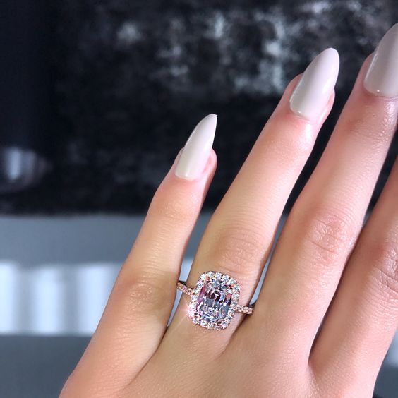 Rose Gold Midnight Dynasty Sterling Silver Ring – Phantom Jewels