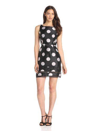 Taylor Dresses Women's Shantung Dot Dress, Black/Silver, 2 Missy Taylor Dresses,http://www.amazon.com/dp/B00CC875SS/ref=cm_sw_r_pi_dp_YEy6sb1P6JQNWSYP