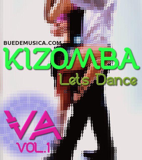VA Kizomba Let's Dance Vol. 1 (2016)