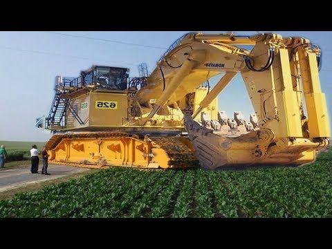 The Most Biggest Modern Technology Excavator Heavy Equipment