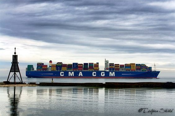 CMA CGM laperouse IMO9454412 container ship CMA CGM here 2012 passing the Kugelbake / Cuxhaven - Ships In Pictures ⚓️ (@ShipsInPics) | Twitter