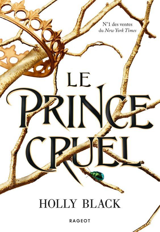 Le prince cruel d'Holly Black
