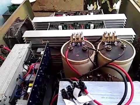 Cara Mudah Merakit Power Amplifier 1000 Watt Youtube Power Amp Power Amplifiers Amp