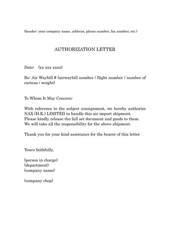 sample letter headteacher teacher thank you head authorization - to whom it may concern letter