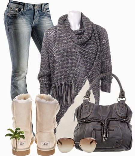 Ladies Fashionz: Winter outfits for ladies