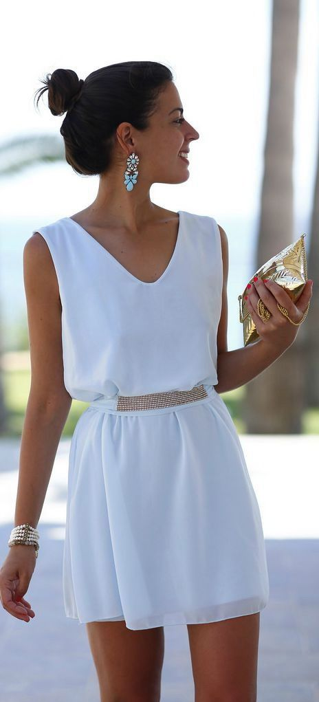 Trendy Summer Work Outfits For Women (9):