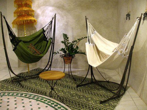 supports pour hamac fauteuils en fer forg parfaitement adapt s pour l 39 utilisation l. Black Bedroom Furniture Sets. Home Design Ideas