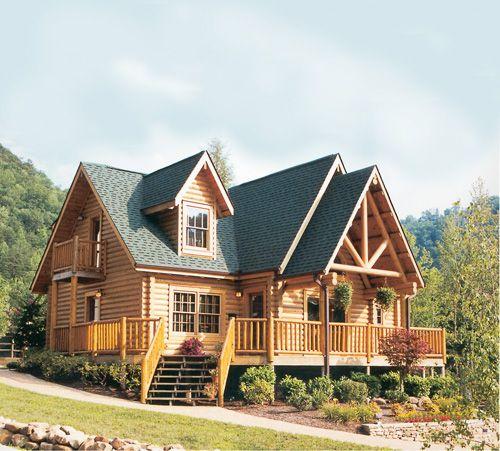 Great smoky mountains life magazine and log homes on for Log homes magazine