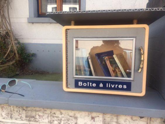 Boite à livres Waterloo 1