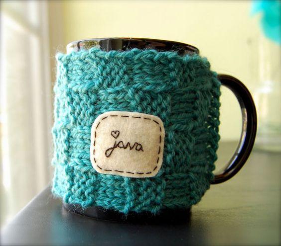 Java Love Mug Cozy