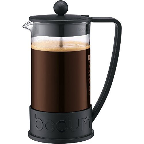 Bodum Brazil French Press Cafetiere Made From Heat Resistant Borosilicate Glass Various Sizes And Colors Thebeanbrewer Com French Press Coffee French Press Coffee Maker Bodum French Press