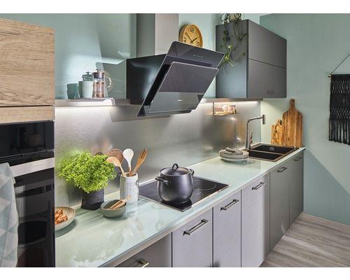 Kuchenarbeitsplatte Piccante A505 Glasgrun 4100x600x39mm Bei Hornbach Kaufen In 2020 Kuchenarbeitsplatte Kuche Kuchenprodukte