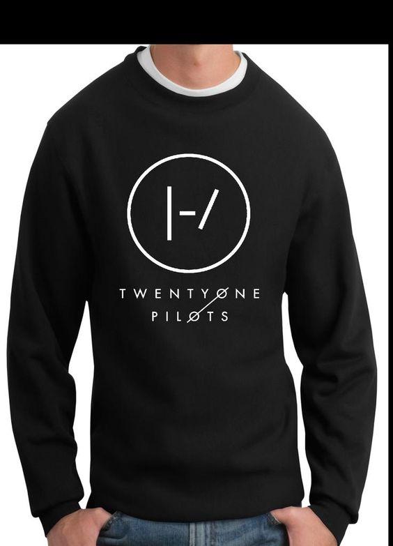 Twenty One Pilots Crewneck Sweatshirt #2 - 210 Kreations  - 1