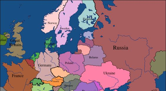 22 Maps That Explain The Centuries-Long Conflict In Ukraine