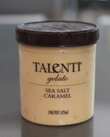 Talenti Gelato-Sea Salt Caramel omg soooo good tried this fri night, so rich a little is all you need