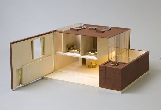 """From Daddytypes.com  """"All the KIDS Dollhouses are """"designed to include at least one feature that makes life easier for a child with a disability."""" Let's see what's on offer!  David Adjaye and Chris Ofili's """"Electra House"""" [above] has a continuous ground level that is """"accessible to all."""""""""""