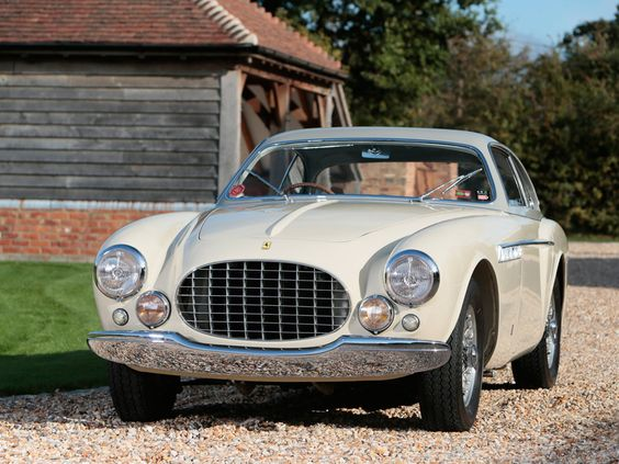 Ferrari 212 Inter Coupe Vignale - For Sale At Talacrest