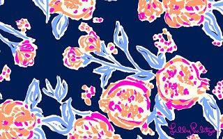 Lilly Desktop Wallpaper from @canadianprep