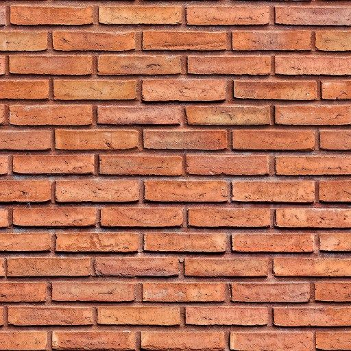 Free Rustic Red Decorative Brick Wall In 2019