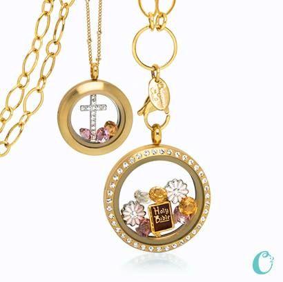 Jewelry gifts lockets www.art.origamiowl.com/