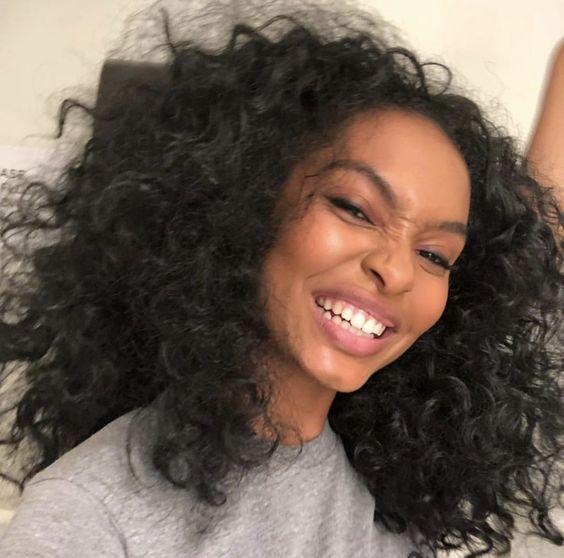 9 Times Grown Ish Honored Black Girl Hair Curly Hair Styles