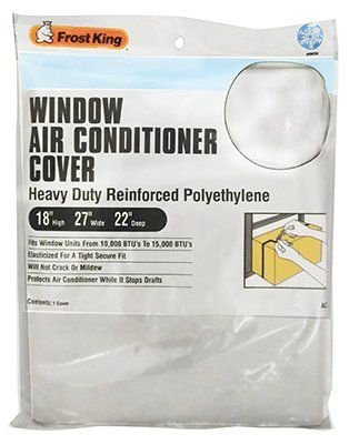 Window air conditioner window air conditioner cover and for 18 x 27 window