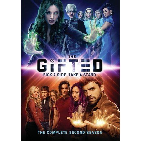 The Gifted The Complete Season 2 Dvd Walmart Com In 2020 The Gifted Tv Show Marvel Tv Tv Series 2017
