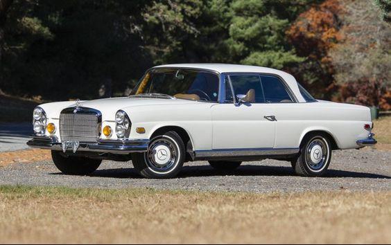 1971 Mercedes-Benz 280 SE 3.5 Coupe