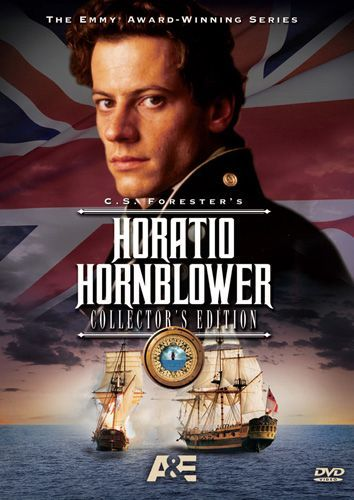 Image result for horatio hornblower tv series