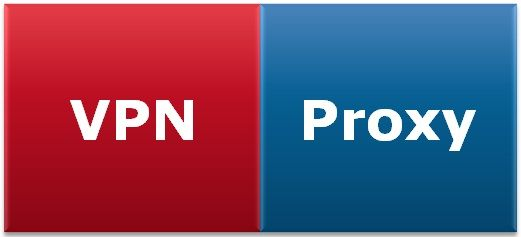 Are Proxies And Vpn The Same