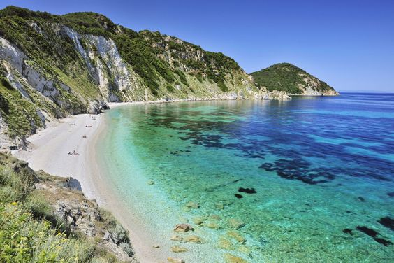 The 10 most beautiful beaches of the Island of Elba in Italy