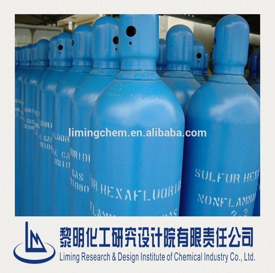 99.9% -99.999%industrial/electronic/high purity electronic SF6 Gas manufacture/Sulfur Hexafluoride For Sale