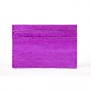 Card Holder - Hot Pink