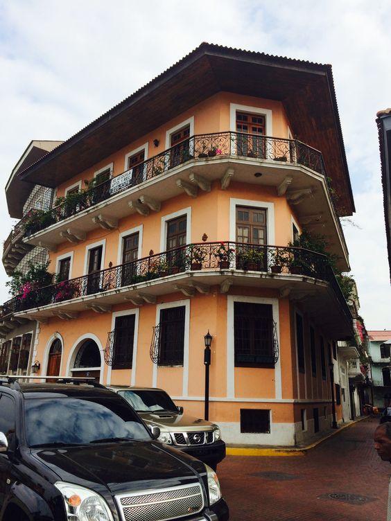 Casco Viejo- Panamá