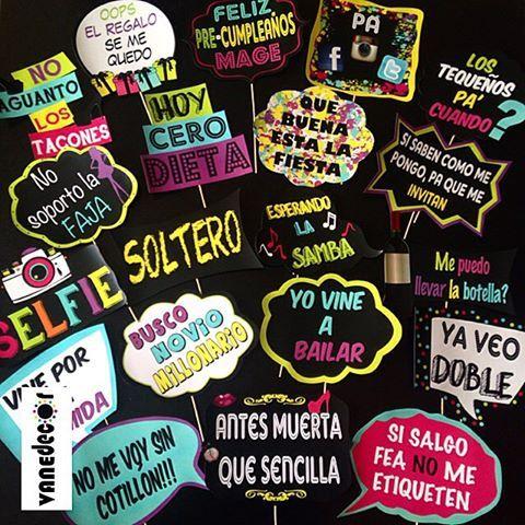 Imagen Relacionada Letreros Para Fiesta Carteles Para
